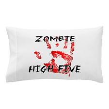 Zombie High Five Pillow Case