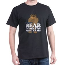 Bear Down Midterms T-Shirt