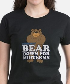 Bear Down Midterms Tee