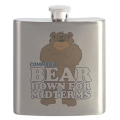 Bear Down Midterms Flask
