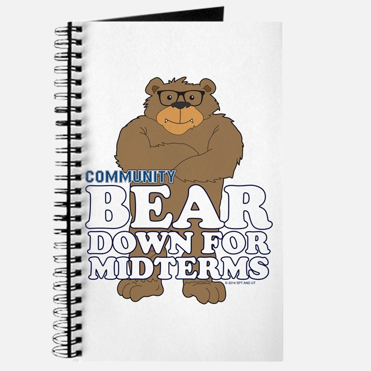 Bear Down Midterms Journal