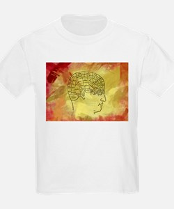Brain Map T-Shirt