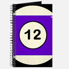 Twelve Ball Journal