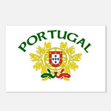 Portugal Coat of Arms Postcards (Package of 8)