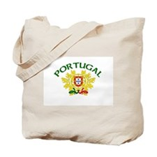 Portugal Coat of Arms Tote Bag
