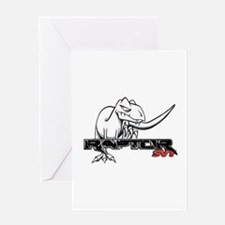Ford Raptor SVT Greeting Cards