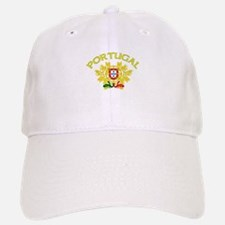 Portugal Coat of Arms Cap