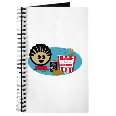 Fried Chicken and Beans Journal