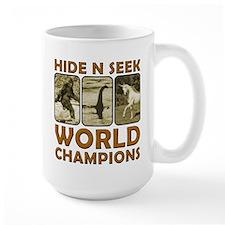 Hide N Seek Champions Big Foot Sasquatch Unicorn L