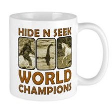 Hide N Seek Champions Big Foot Sasquatch Unicorn L