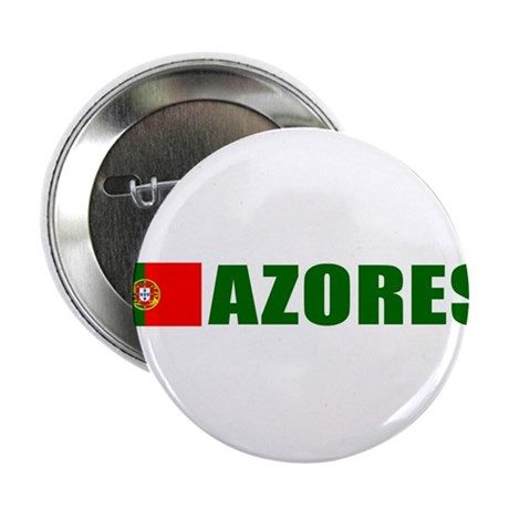 "Azores, Portugal 2.25"" Button (10 pack)"