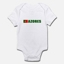 Azores, Portugal Infant Bodysuit