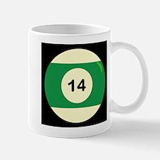 Fourteen Ball Mugs