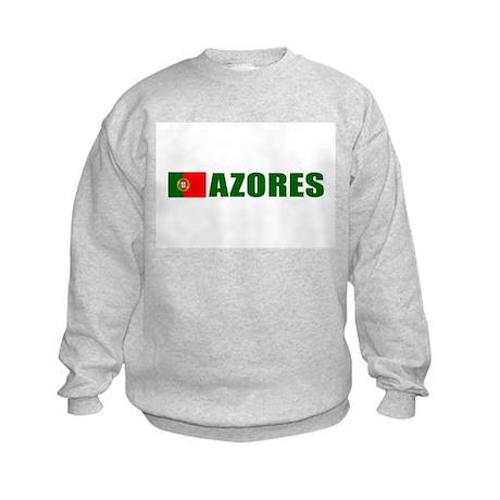 Azores, Portugal Kids Sweatshirt