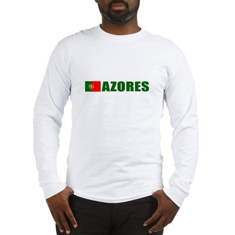 Azores, Portugal Long Sleeve T-Shirt