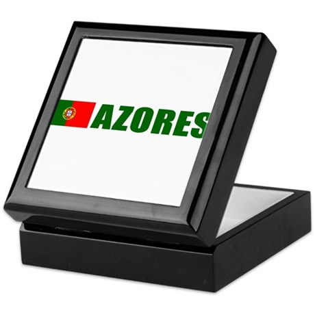 Azores, Portugal Keepsake Box