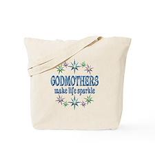 Godmothers Sparkle Tote Bag