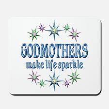 Godmothers Sparkle Mousepad