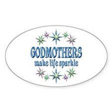 Godmothers Sparkle Decal