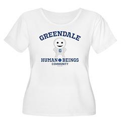 Greendale Hum T-Shirt