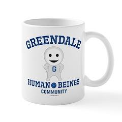 Greendale Human Beings Mug