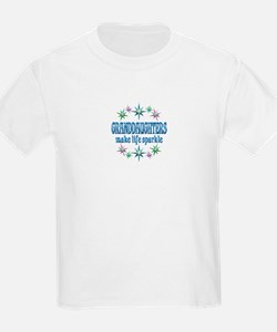 Granddaughters Sparkle T-Shirt