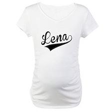 Lena, Retro, Shirt