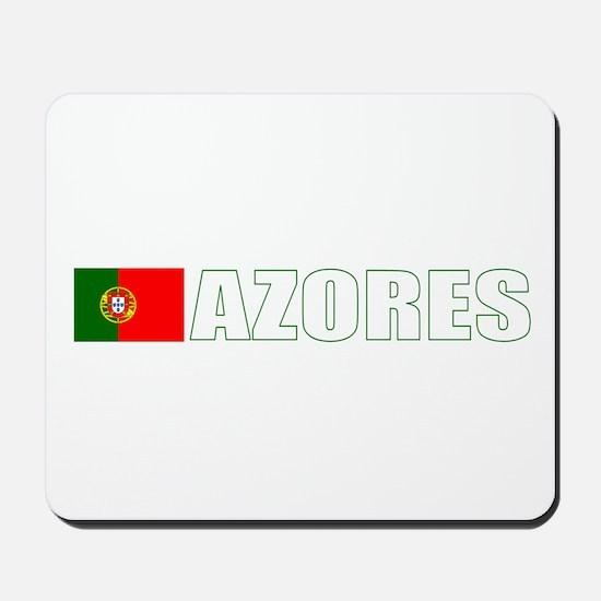 Azores, Portugal Mousepad