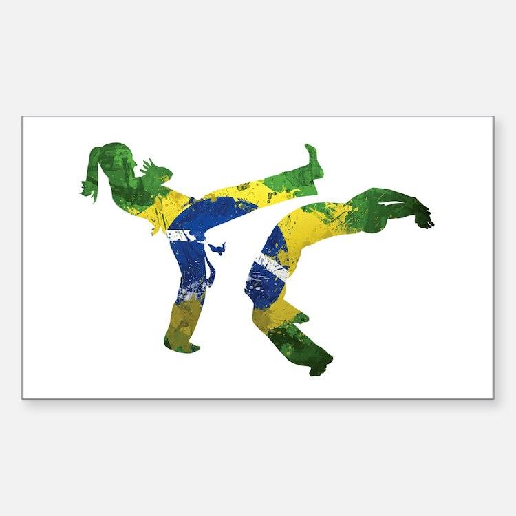 Capoeira Bumper Stickers