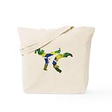 Capoeira Canvas Bags