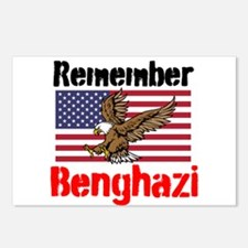 Remember Benghazi Postcards (Package of 8)