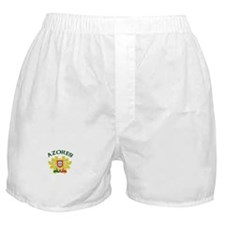 Azores, Portugal Boxer Shorts