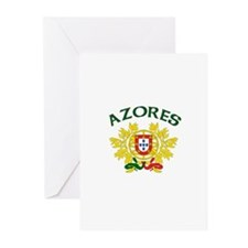 Azores, Portugal Greeting Cards (Pk of 10)