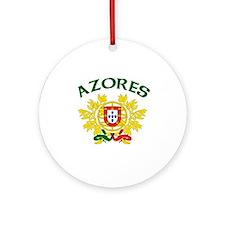Azores, Portugal Ornament (Round)