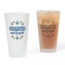 GODDAUGHTERS SPARKLE Drinking Glass