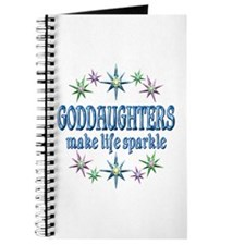 GODDAUGHTERS SPARKLE Journal