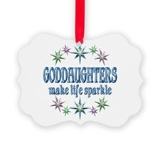 GODDAUGHTERS SPARKLE Ornament