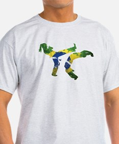 Cute Capoeira T-Shirt
