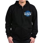 Save Greendale Committee Zip Hoodie (dark)