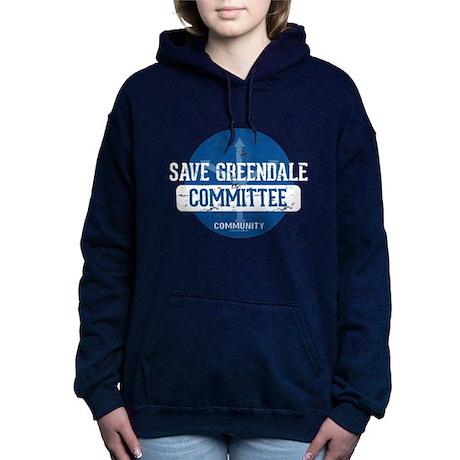 Save Greendale Committee Women's Hooded Sweatshirt