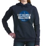 Save Greendale Committee Women's Hooded Sweatshirt
