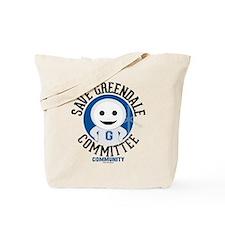 Save Greendale Committee Tote Bag