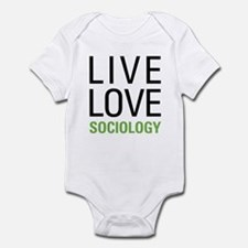 Sociology Infant Bodysuit
