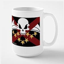 League Alliance Flag Mugs
