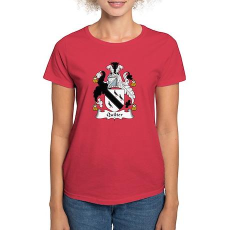 Quilter Women's Dark T-Shirt