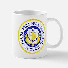 USS MULLINNIX Small Small Mug