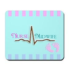 Nurse Midwife 4 Mousepad