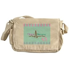 Nurse Midwife 4 Messenger Bag