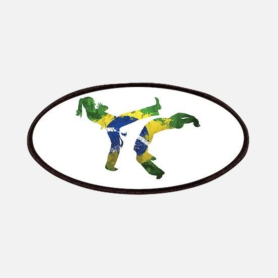 Capoeira Patches
