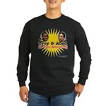 Troy and Abed in the Morn Long Sleeve Dark T-Shirt
